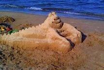 Sand sculpt
