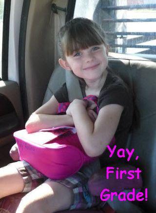 Molly truck first grade