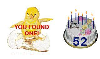 Birthday 52